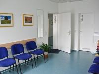 Unser Wartezimmer